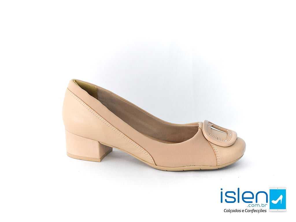 Sapato Comfortflex 1895305 Nude