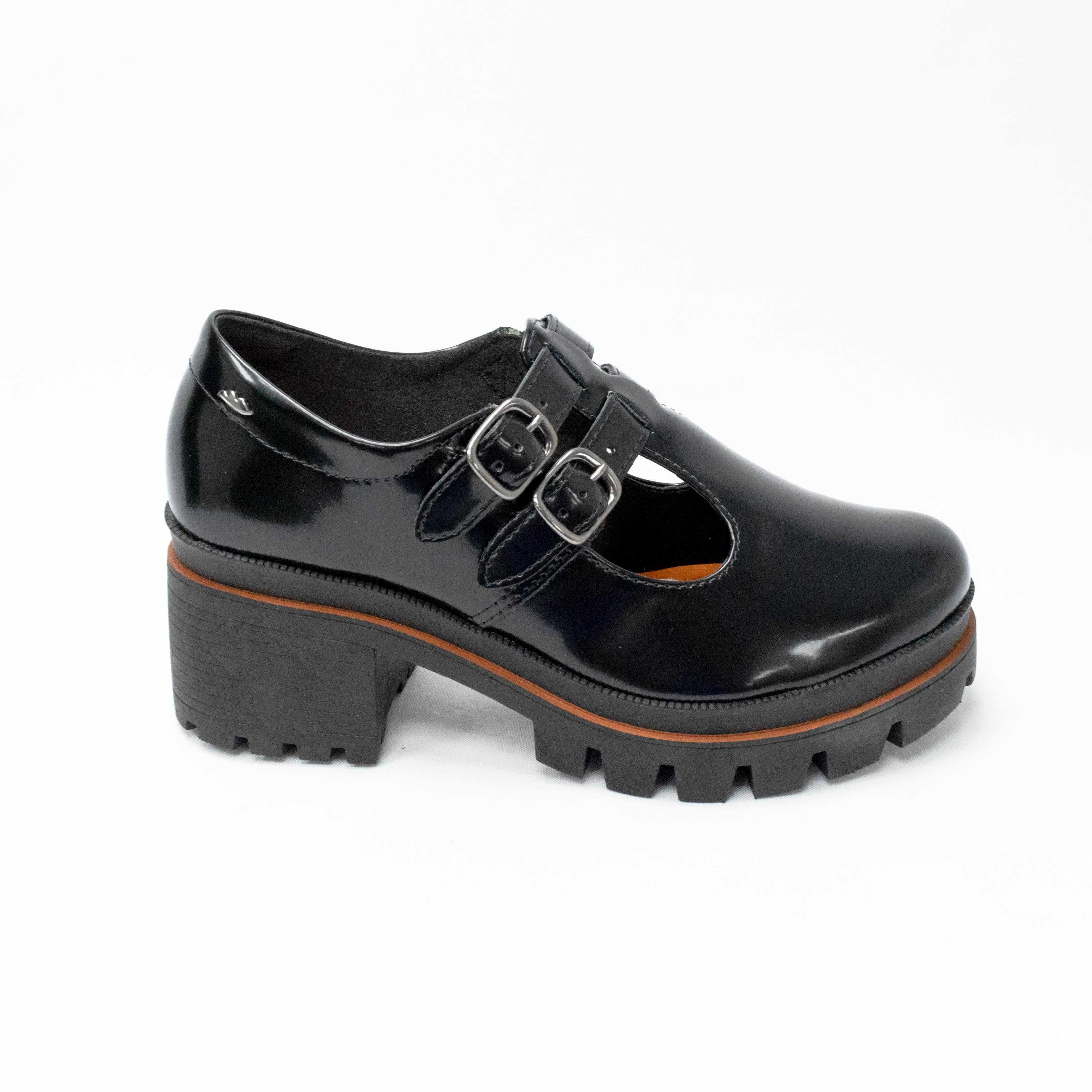 Sapato Dakota G2671 Saghafi com solado tratorado