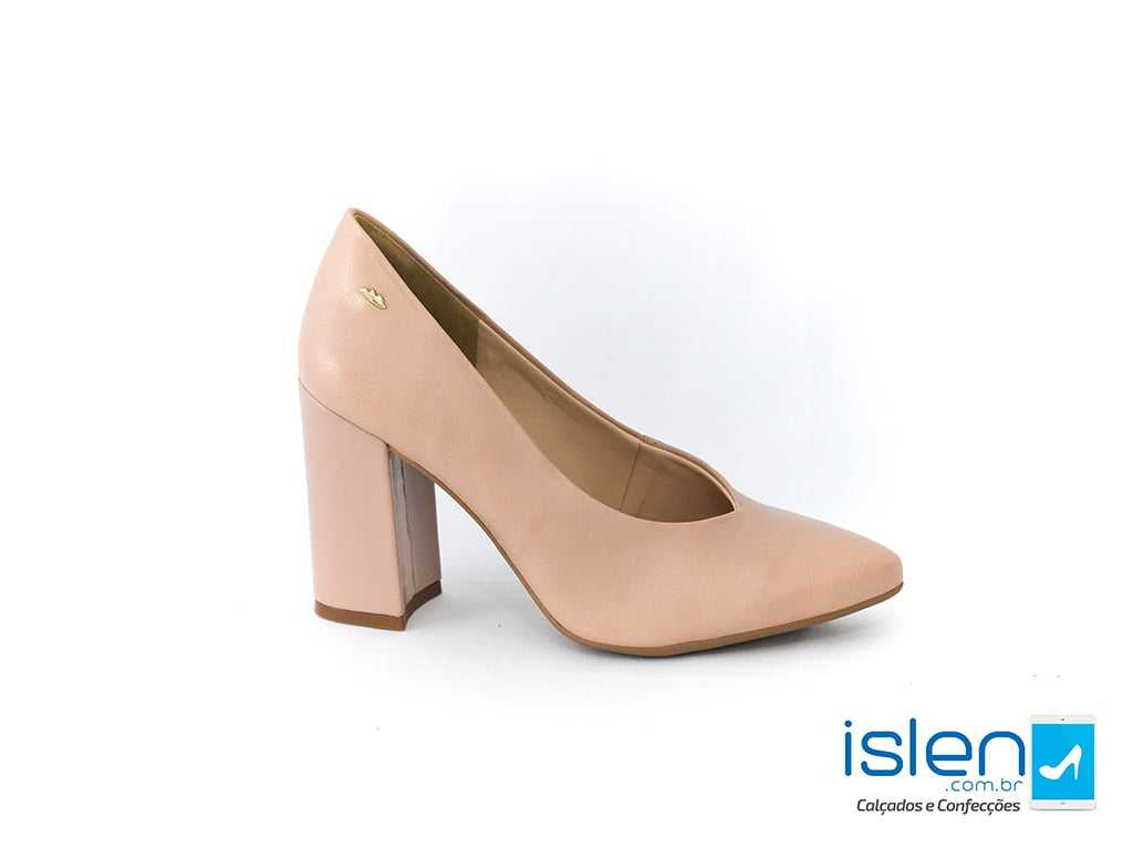 Sapato Dakota G0102 Portofino Noz Nude