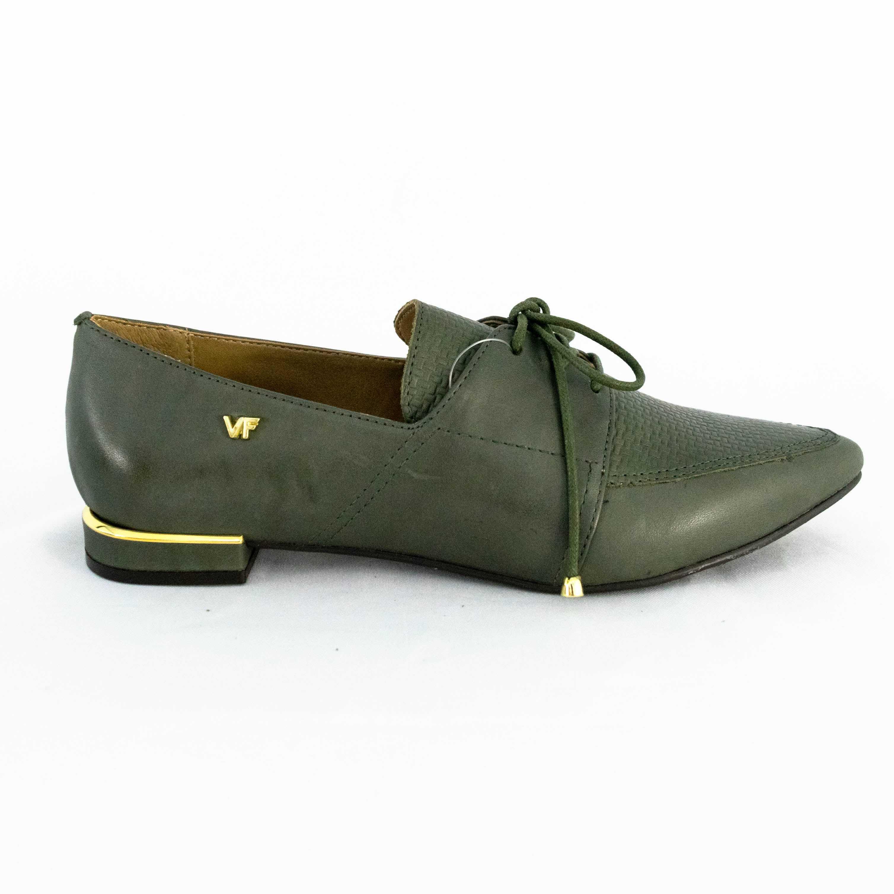 Sapato Oxford Verofatto 6012704 Couro Atanado