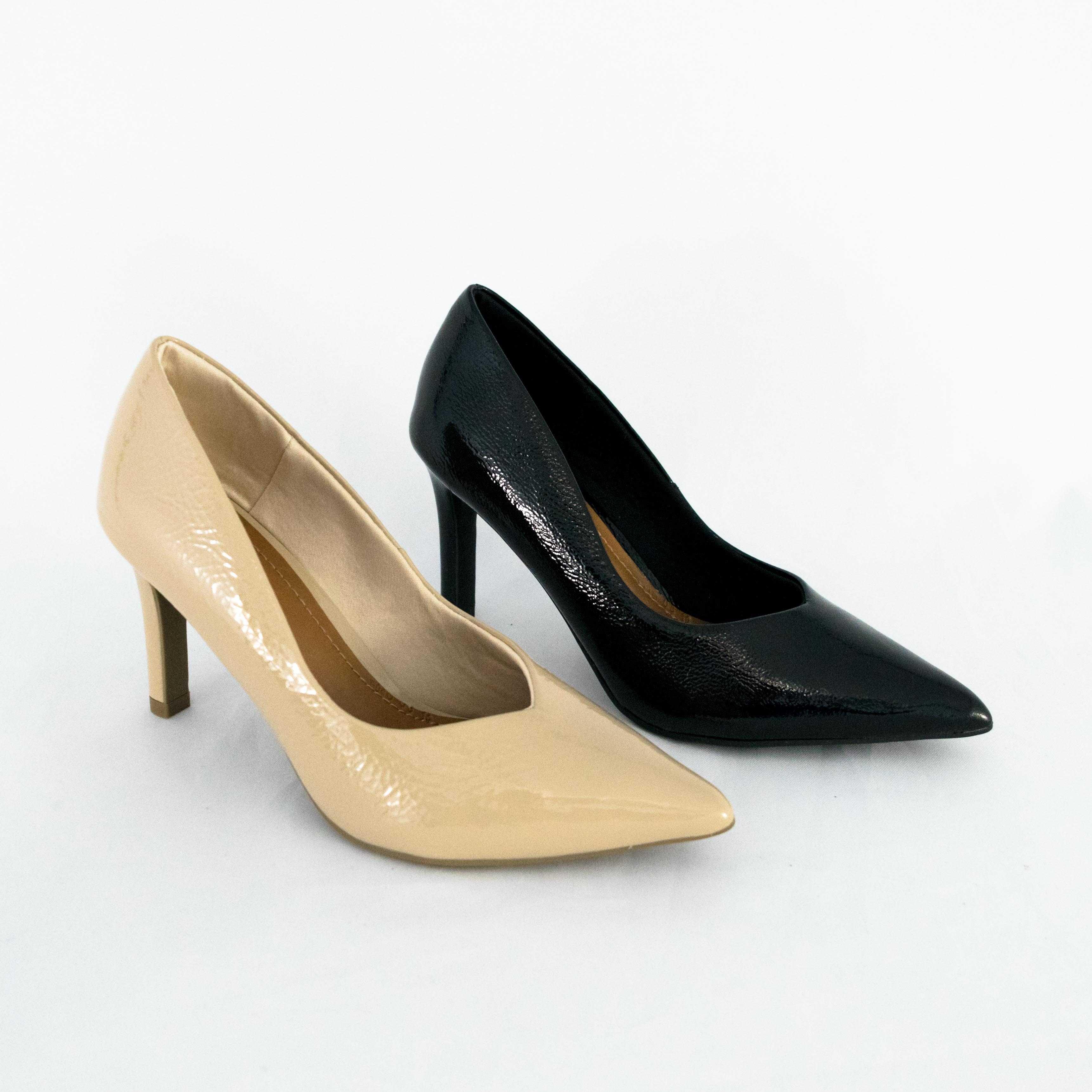 Sapato Usaflex W0220 Verniz