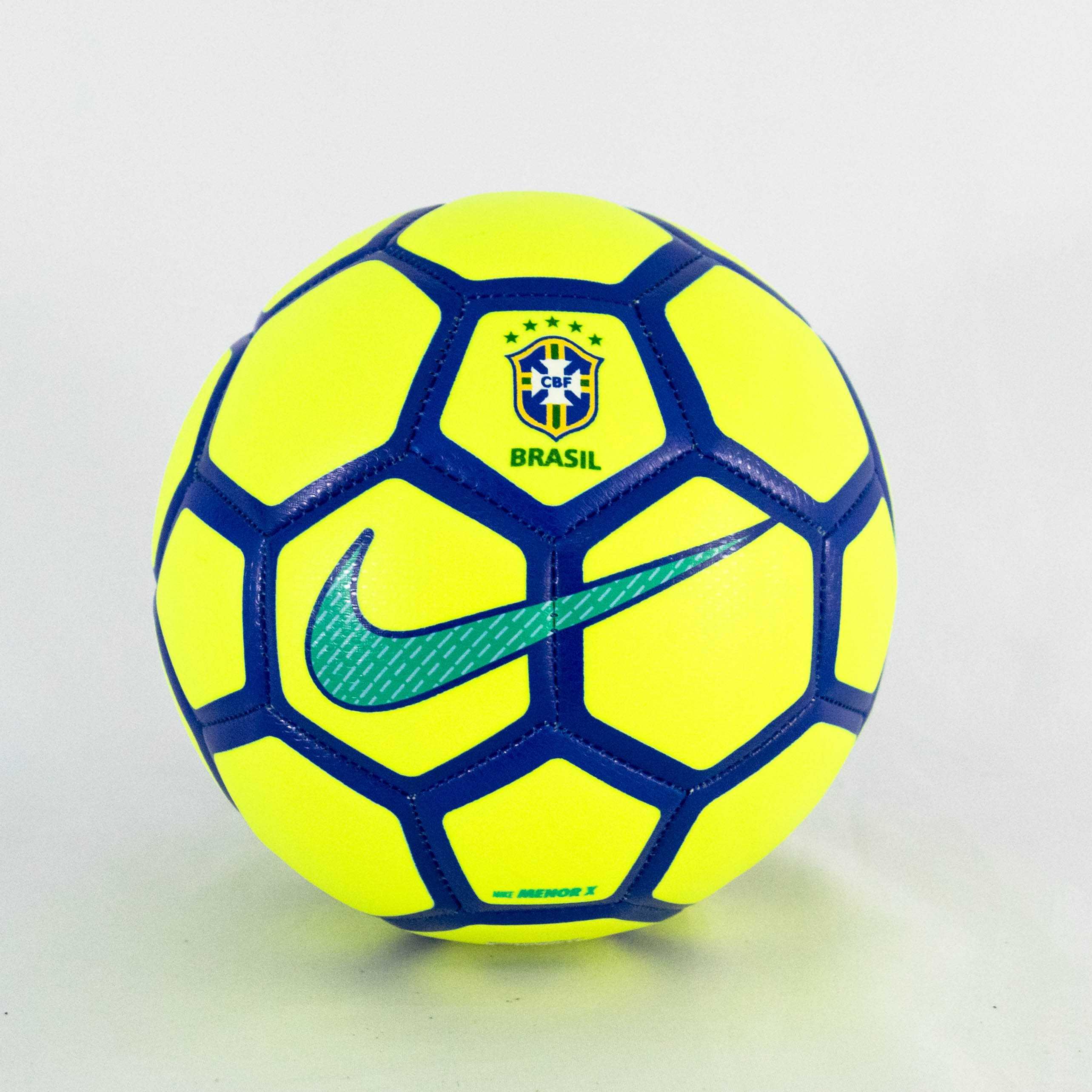 Bola Nike 77283 CBF Menor Futsal Neon