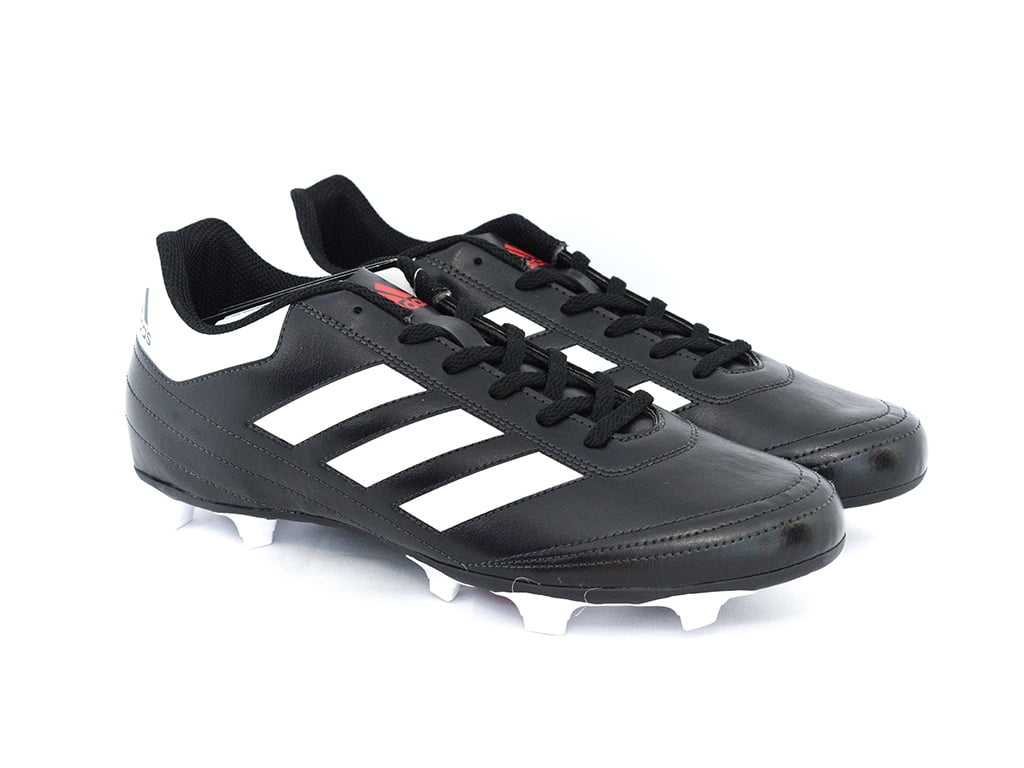 Chuteira Adidas Goletto VI Futebol de Campo PTO/BC