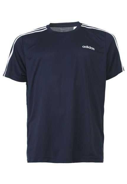 Camiseta Adidas FL0357 Modelo Clássico com tecido Climalite