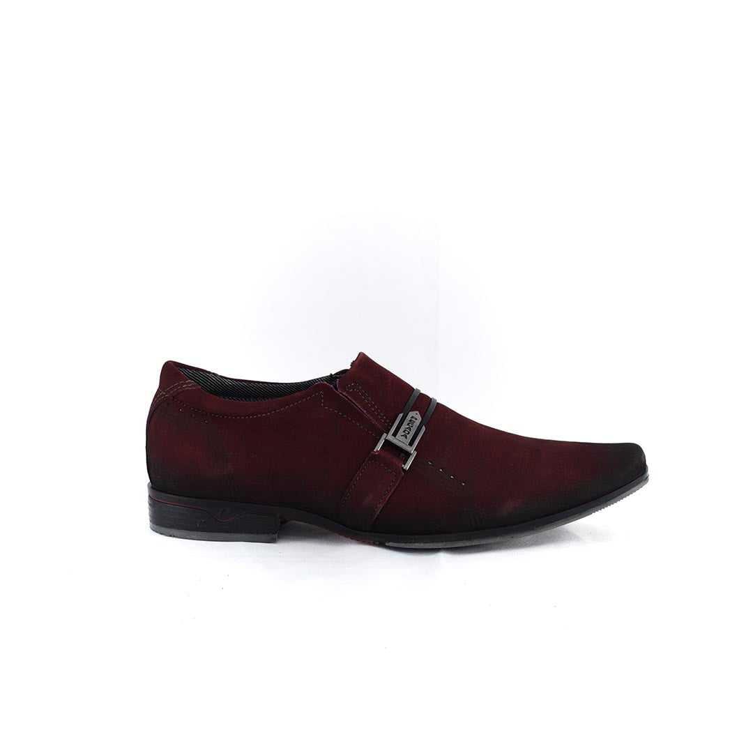 Sapato Pegada 122232 Jeans Carmenere Bordô