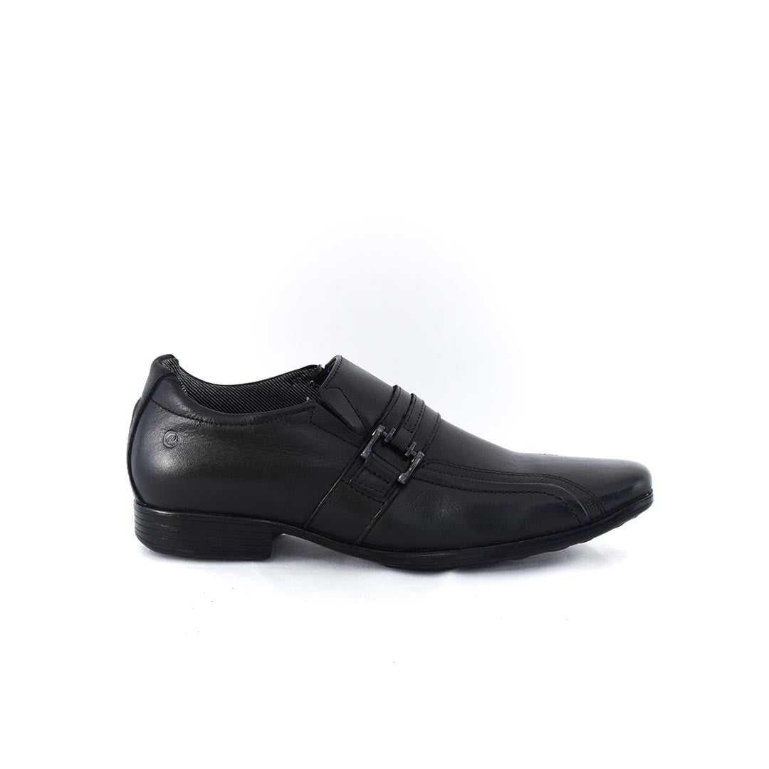 Sapato Pegada 122817 Anilina Vegetal Preto