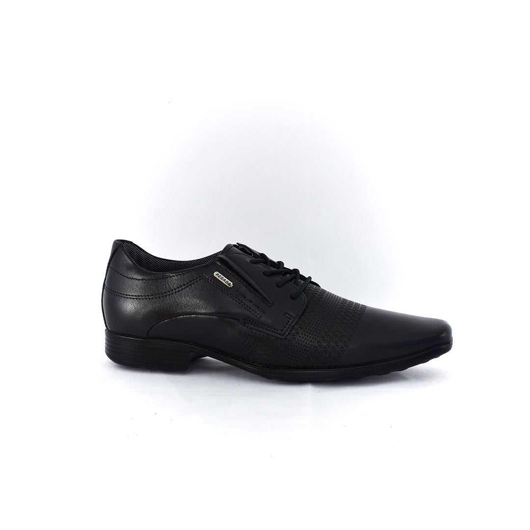 Sapato Pegada 122823 Anilina Vegetal Preto