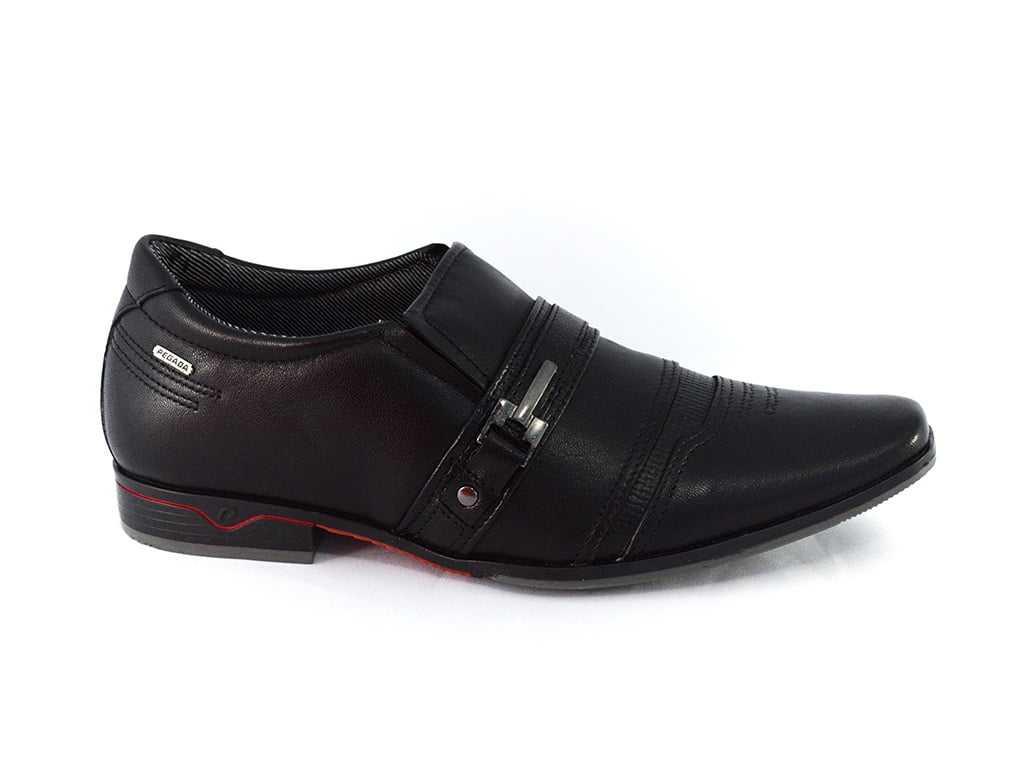 Sapato Pegada Abrasinato 124201-01 Preto