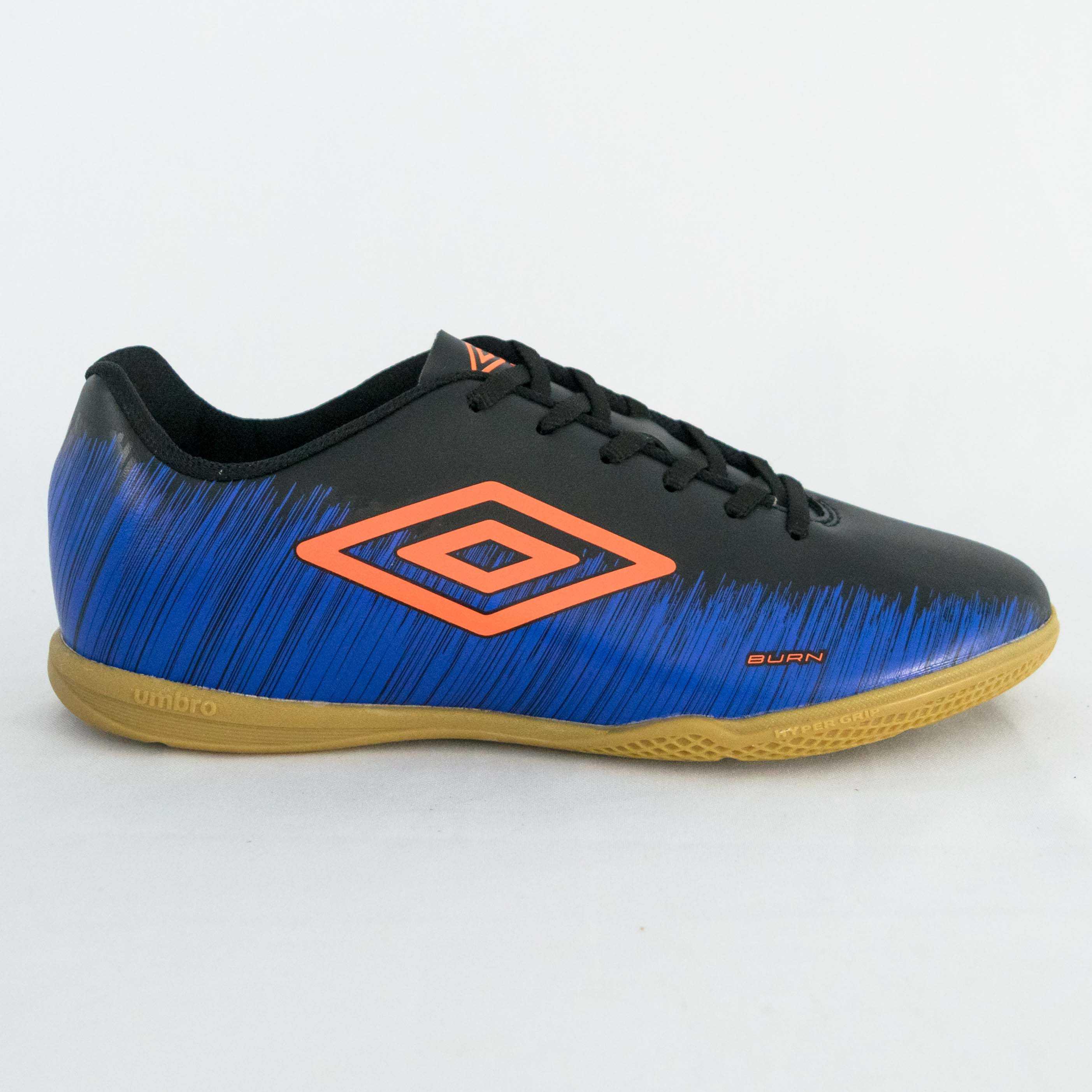 Tênis Umbro 883052 Futsal Burn Azul