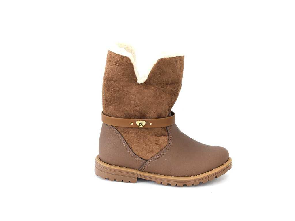 Bota Kidy Fashion Camel 22 08400420278-22