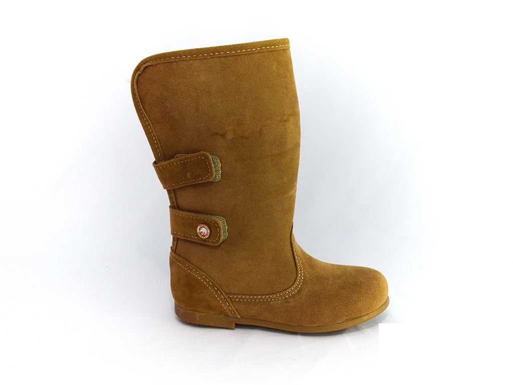 Bota Klin Miss Fashion 168.019000 Camel