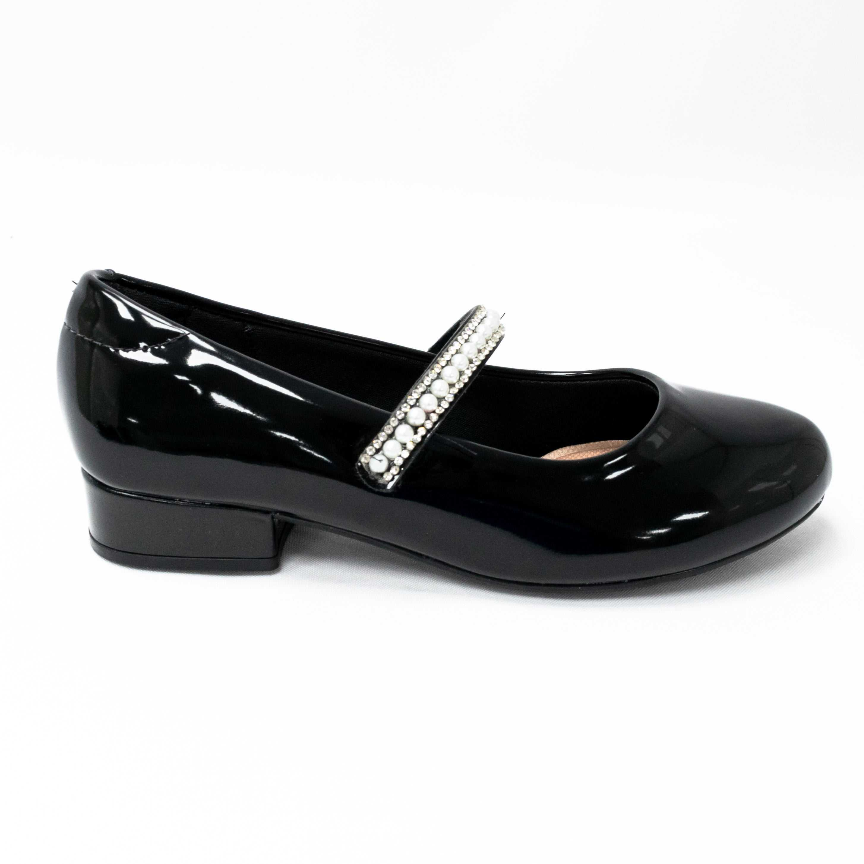 Sapato Molekinha 2528.104 Boneca Verniz