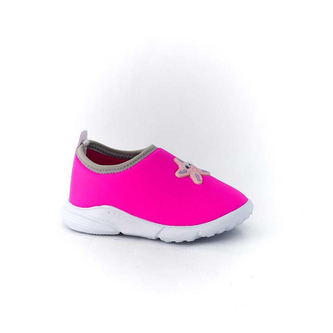 Tênis Ortopé Sport Baby 2265011 Pimenta Rosa