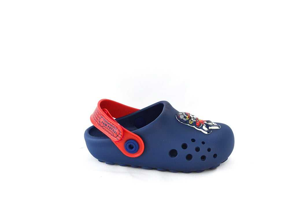 Crocks Patrulha Canina Azul/Vermelho 21717