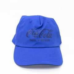 Boné Coca-Cola 32079445 Silk Microfibra Azul