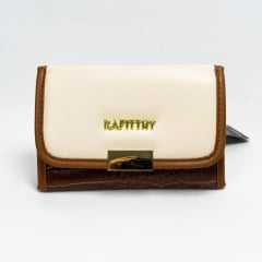 Carteira Rafitthy 28.01409A Creme