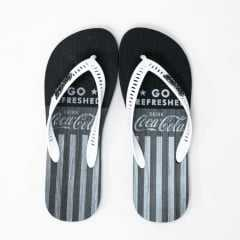 Chinelo Coca-Cola CC3035 Timber