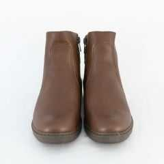 Bota Campesí L6582 Cano curto Doors Brown