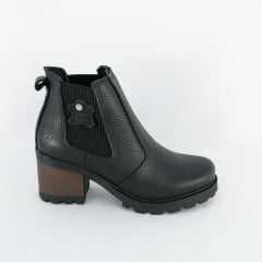 Bota Pegada 281332 Burnished Preto