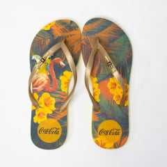 Chinelo Coca-Cola CC2991 Tropical Summer