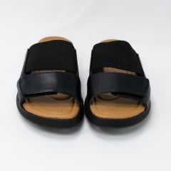 Chinelo ComfortFlex 20-51402 com elásticos e Velcro Numeração Especial
