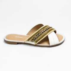 Chinelo Dakota Z5321 Florencia Branco