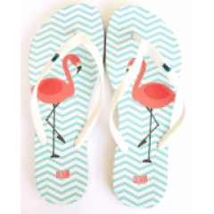 Chinelo Mizú Flamingo 11764