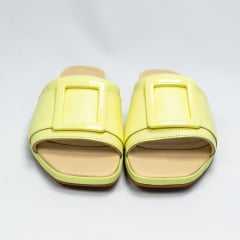 Chinelo Usaflex AC3903 Slide Mini Lezard Lima