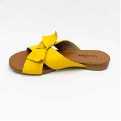 Chinelo Usaflex AC7914 Valise Amarelo Queimado