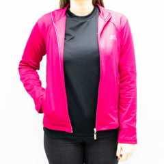 Casaco Rosa Tatuada 4118 Basica Thermo Rosa Pink