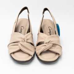 Sandália Campesí L7532 Aniston com elásticos