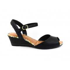 Sandália Dakota Preto Ref.:Z1271