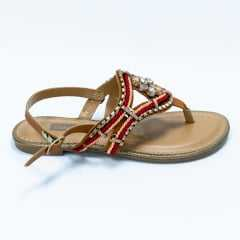 Sandália Dakota Z5221 Garland Mascavo