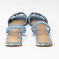 Sandália Dakota Z7473 Koza Persia Azul Bebê