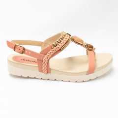 Sandália Dakota Z9051 Torvy Magnolia