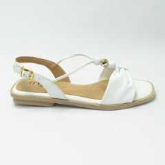 Sandália Malu Super Comfort V22.576011 Agata Branca