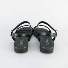 Sandália Modare 7113.122 Napa Sense Flex Palmilha UltraConfort Preto