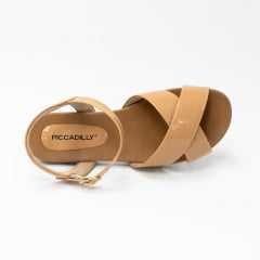 Sandália Piccadilly 418034 Verniz Premium