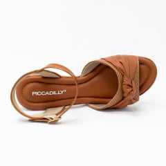 Sandália Piccadilly 566005 linha conforto