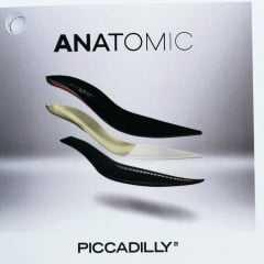 Sandália PIccadilly 685005 Palmilha Anatomic Nude