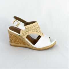 Sandália Usaflex 4905 Soft Slim Branco