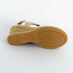 Sandália Usaflex AC4905 Soft Slim Branco