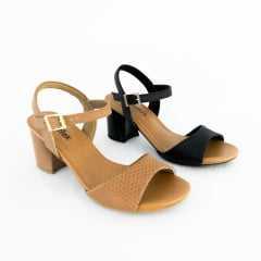 Sandália Usaflex AA1701 Tramare Preto