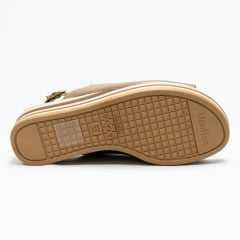 Sandália Usaflex AC4606 Soft Taupe