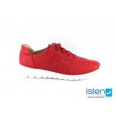 Tênis Piccadilly 970018 Vermelho