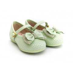 Sapatilha Kidy Baby 015-0137-1368 Maça Verde