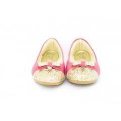 Sapatilha Klin Princesa Kids Pink/Champanhe 151.01