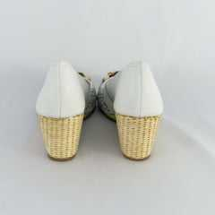 Sapato Bottero 306802 Leninha Couro Atanado Napoli Branco