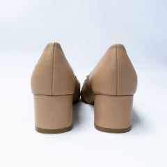 Sapato Bottero 316306_9 Couro Atanado Brown Sugar