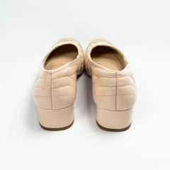 Sapato Dakota G1087 Lissome verniz Aveia